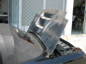 rear hood - Toyota mrs